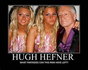 hefner and twins